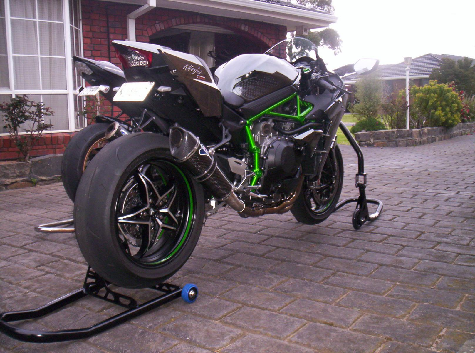 Ninja H2 Owners Show Us Your H2R Pictures 100 0938