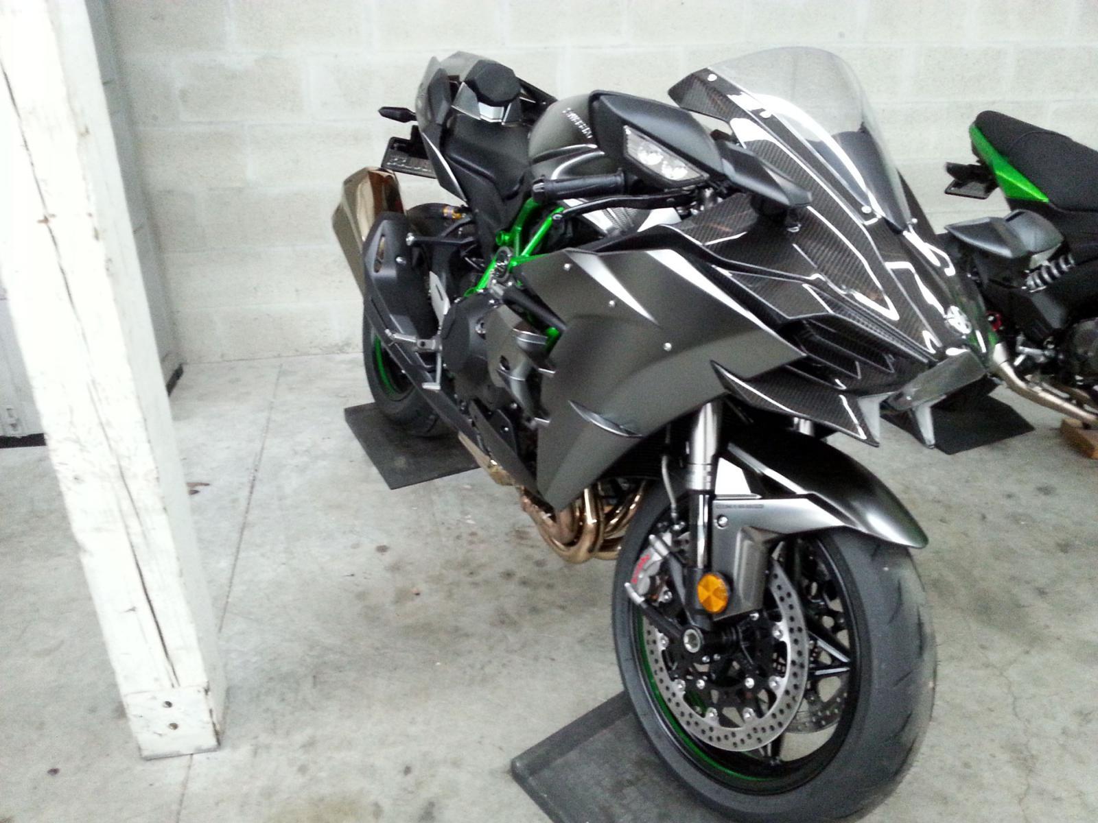USA - 2017 Kawasaki Ninja H2 Carbon for Sale - Kawasaki Ninja H2 Forum