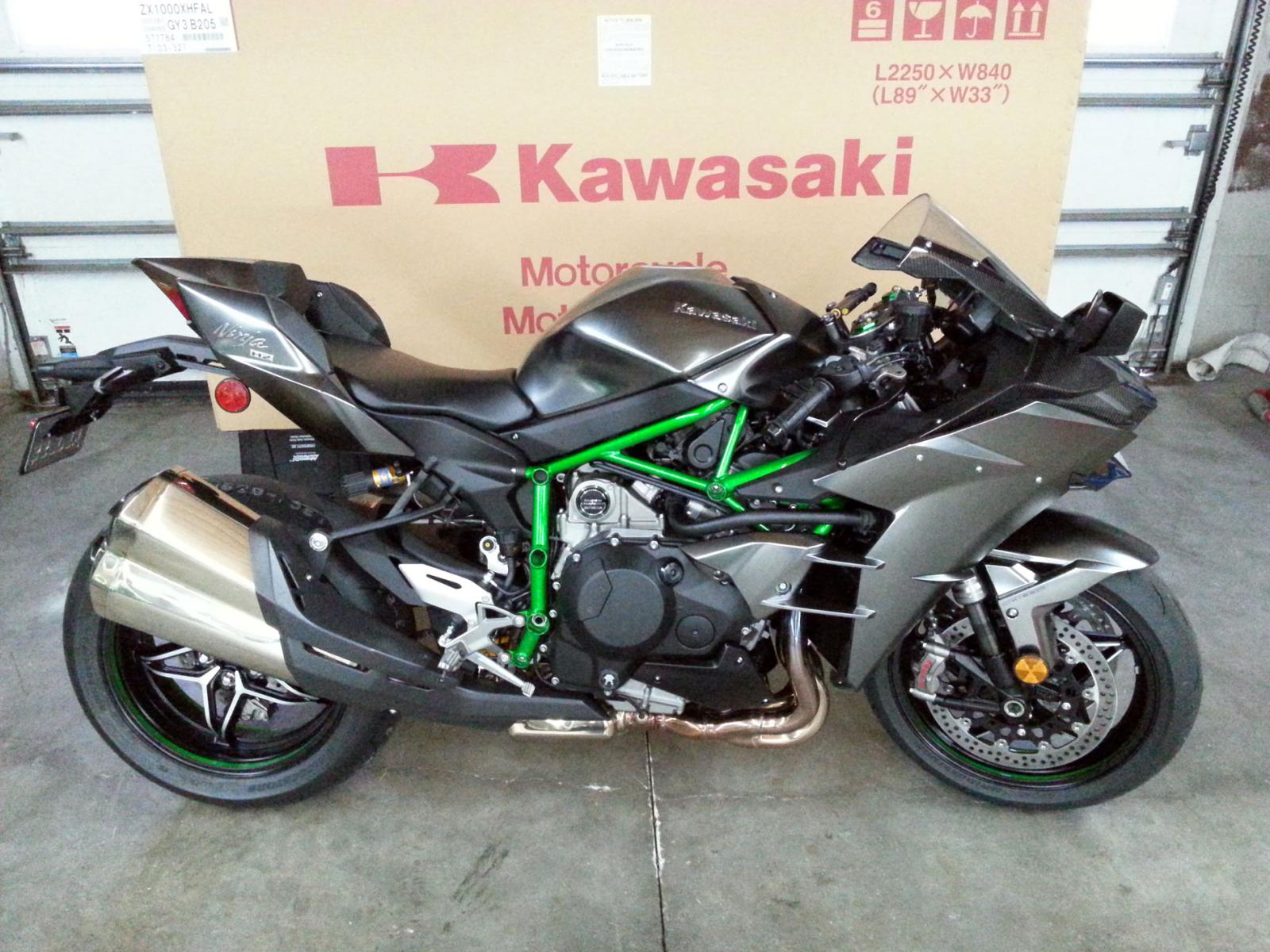 usa - 2017 kawasaki ninja h2 carbon for sale - kawasaki ninja h2 forum