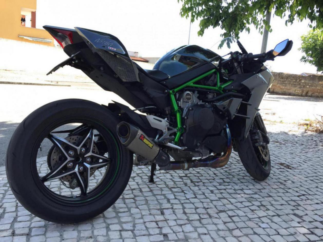 Aftermarket Exhaust For Kawasaki Ninja