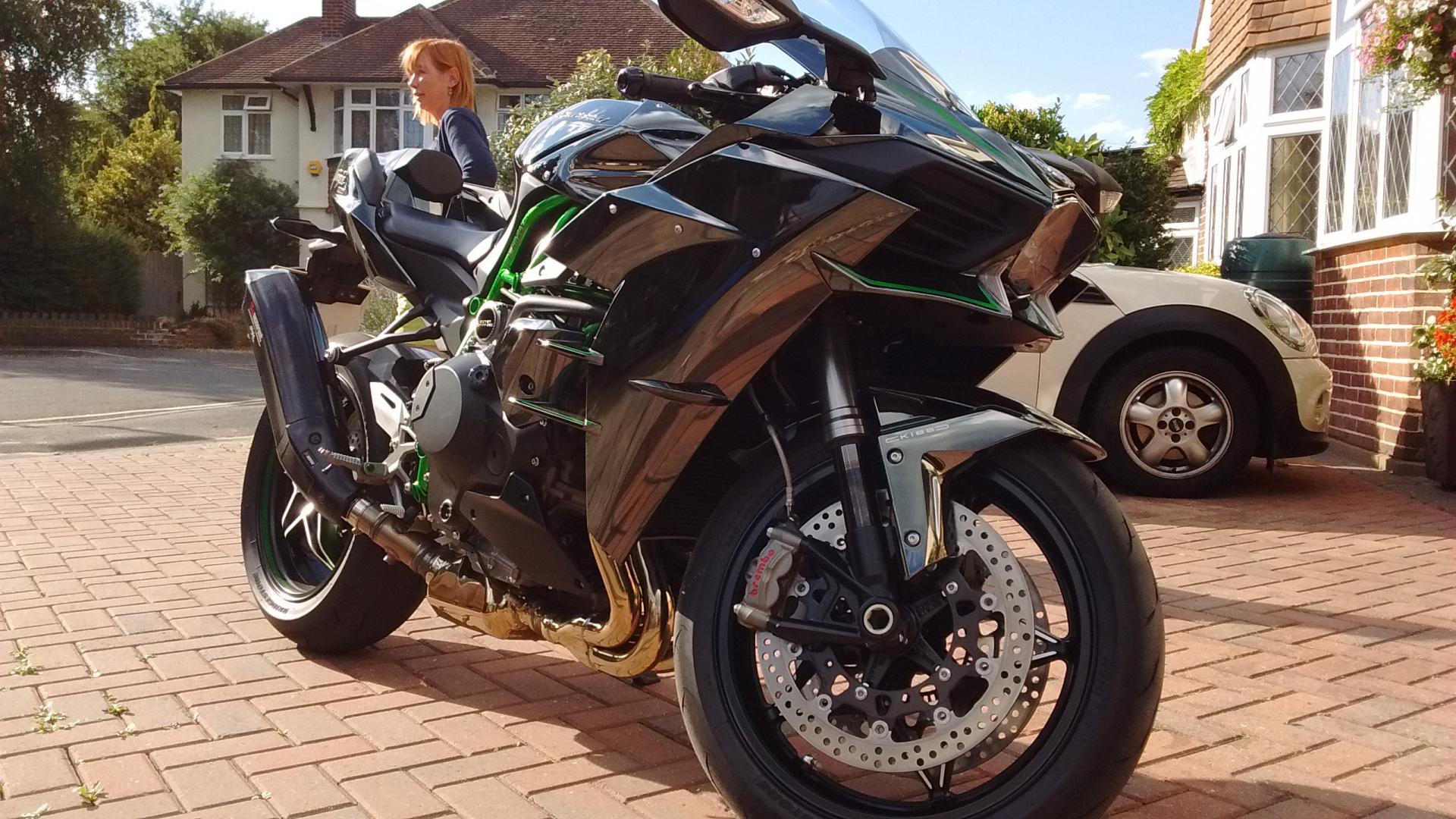 Picked Mine Up Yesterdayuk Kawasaki Ninja H2 Forum