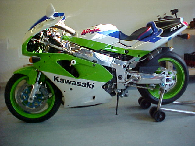 Kawasaki Ninja Zxr Engine Size