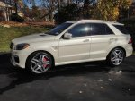STRADALE's 2014 Mercedes ML63 AMG