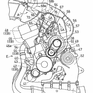H2 Supercharger Patent 1