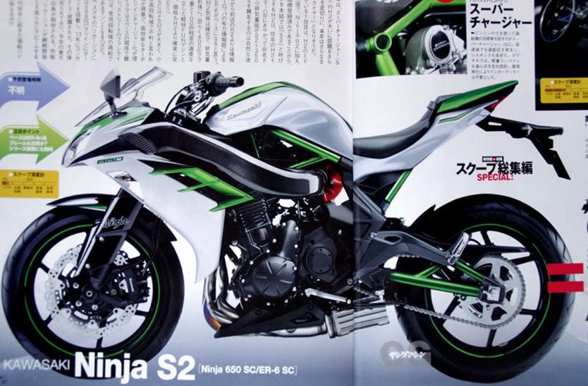 Kawasakis Supercharged Future