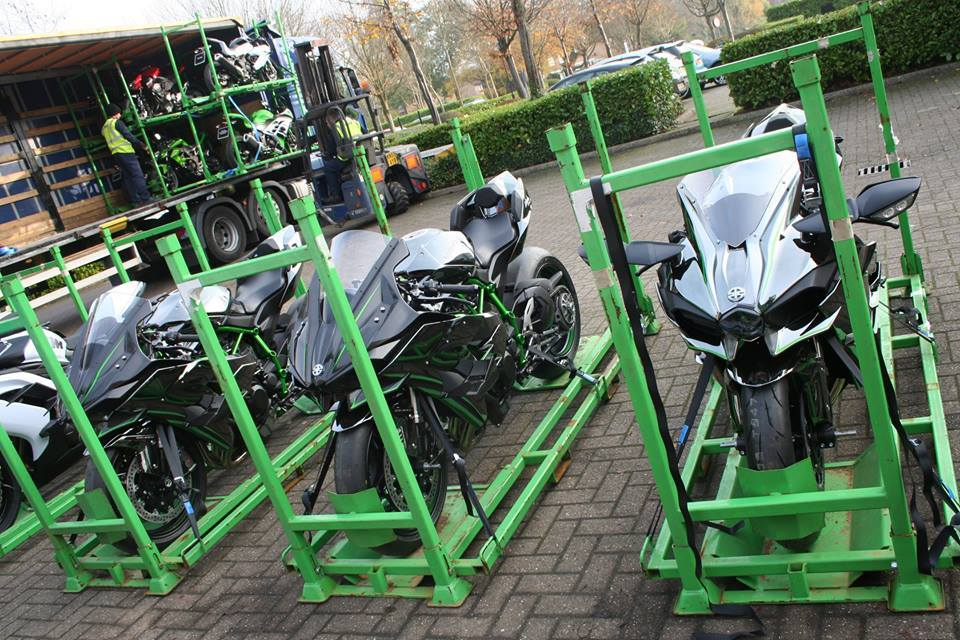 Kawasaki Ninja H2 Forum Nessunos Album Ninja H2 Deliveries Picture